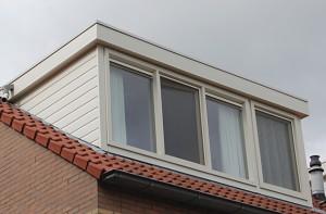 Een dakkapel en dakopbouw zorg voor meer ruimte en licht.