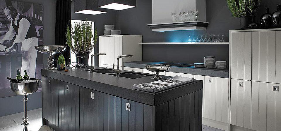 Keuken bouwbedrijf jp leguijt - Afbeelding van keuken amenagee ...