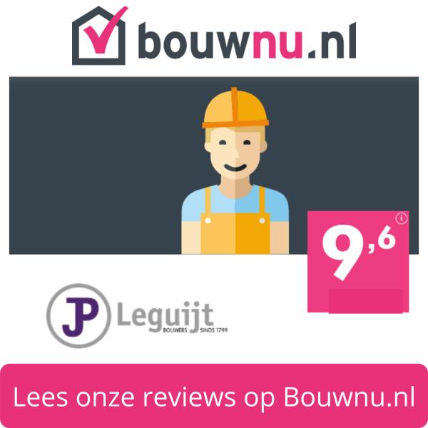 Lees hier de reviews van bouwbedrijf JP Leguijt Krommenie op bounu.nl